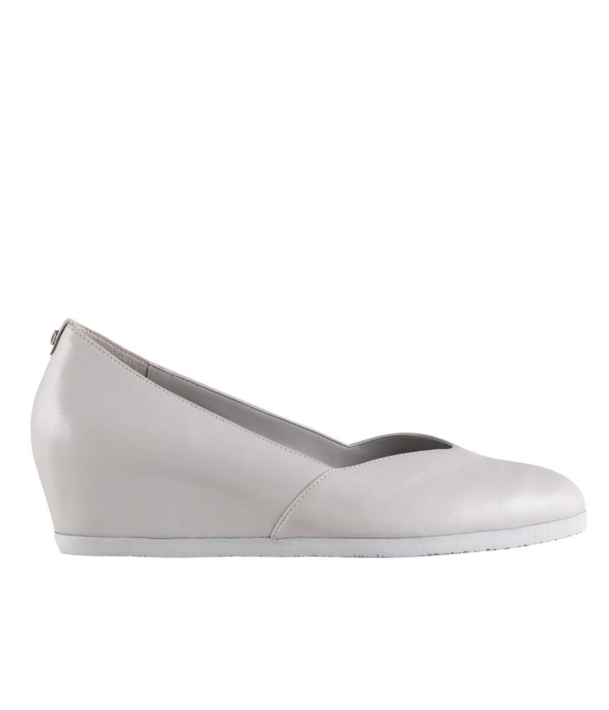 77a84bbc06b12 Hogl Super Chic Grey Wedges – Cinderella Shoes