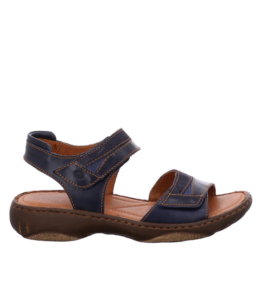 Josef Seibel Navy Blue Velcro Ladies