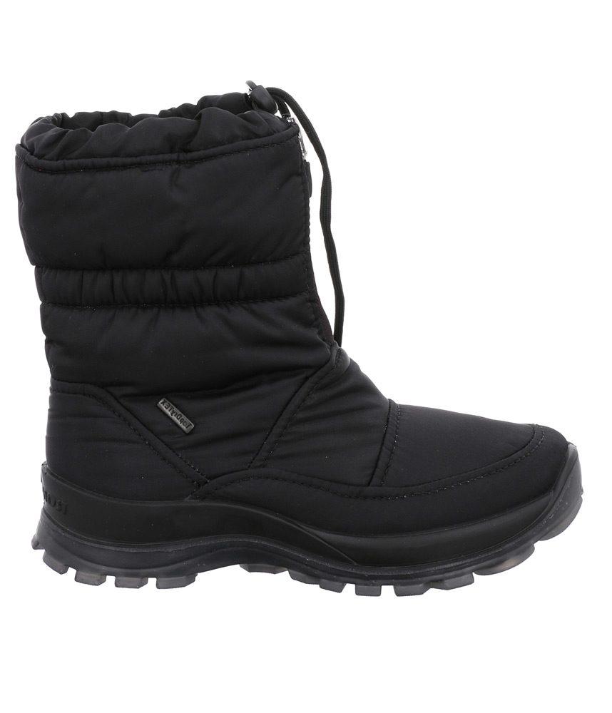 Romika Super Cosy Black Snow Boots