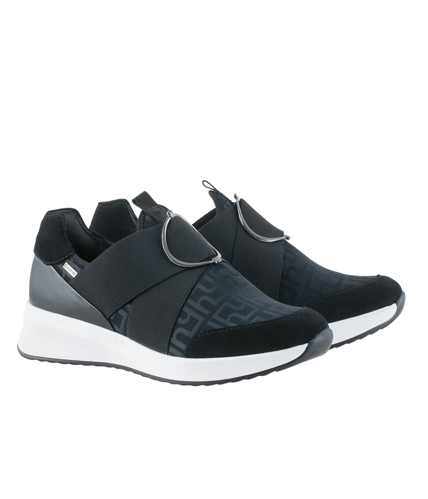 sporty slip on shoes